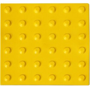 Тактильная плитка для слабовидящих. Цены на данную продукцию актуальны при заказе от 50 м2.